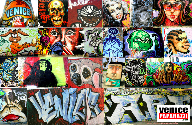 Venice Art Walls. Best photos from Sept. – December 2009 – Venice ...