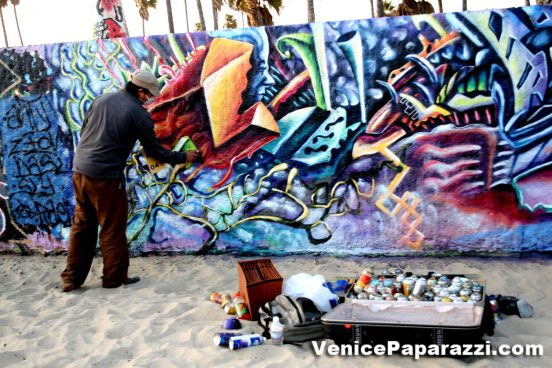 Visit or paint at the Venice Art Walls. Also known as the Venice ...