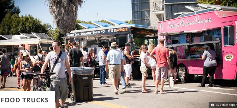Food Truck Events Venice Paparazzi Venice Beach Ca Photo Agency