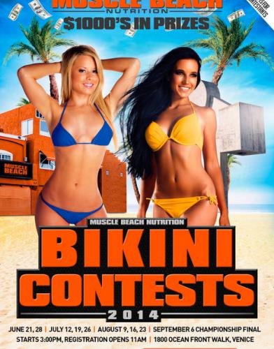 Suggest you bikini contest winners