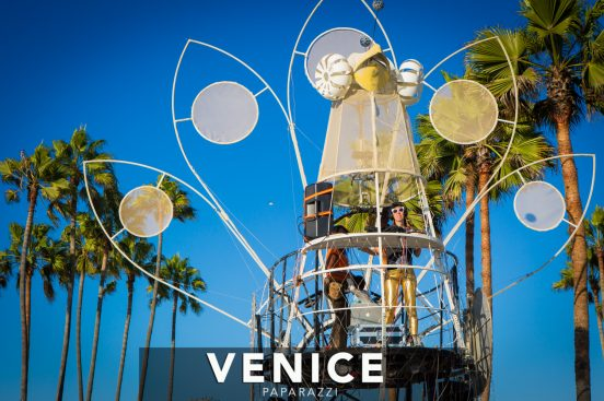 Venice Art Crawl's event producer Daniela Ardizzone