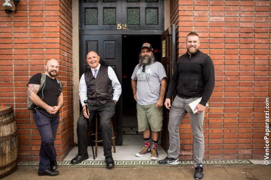 The Townhouse crew