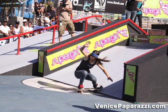 09.06.09 SuperGirl Jam Contest in Venice Beach. Lyn-z Adams Hawkins, Amy Caron, Venessa Torres, Lacey Baker Laurie Currier, Chanelle Sladics, Bryn Valaika and Raewyn Reid (374)-X4