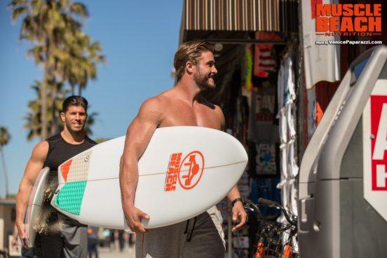 Muscle Beach Nutrition. www.MuscleBeach.com Photo by Venice Paparazzi