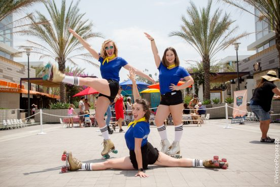 Runway Funday - Rock 'n' Rollin' in Playa Vista, California. RunwayPlayaVista.com. Photo by VenicePaparazzi.com