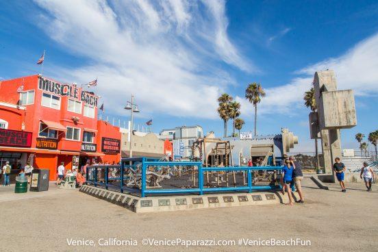 Venice Beach. © VenicePaparazzi.com