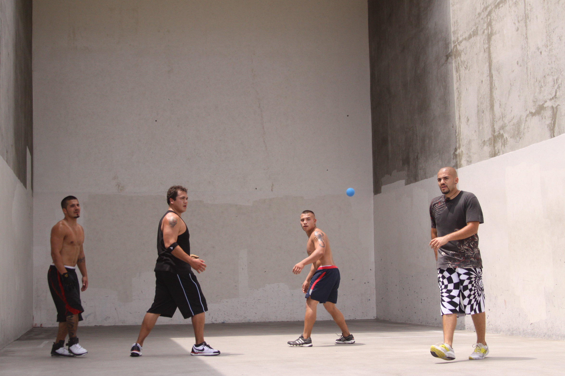Game of the Week Wall Ball